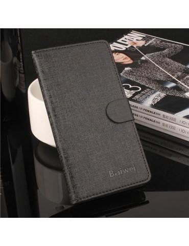 Cover a libro per Xiomi Redmi 4A Nera