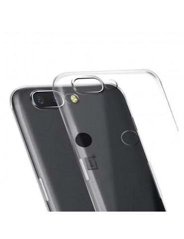 Cover posteriore in silicone TPU per OnePlus 5T