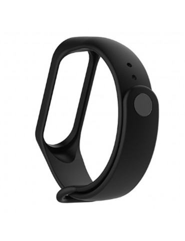 Cinturino di ricambio per Xiaomi Mi Band 3 - Nero