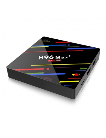 H96 MAX Plus Tv Box Android 4/32GB
