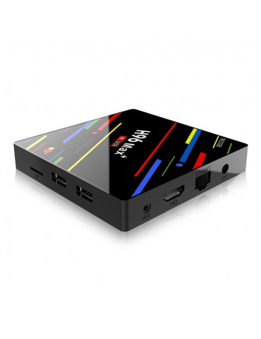 H96 MAX Plus Tv Box Android 4/32GB