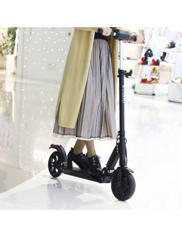 KUGOO S1 Scooter elettrico - Nero