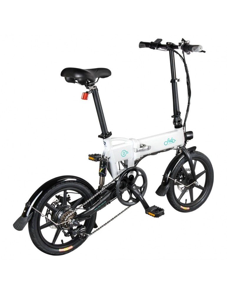 Bicicletta elettrica pieghevole FIIDO D2S   Garanzia di ...