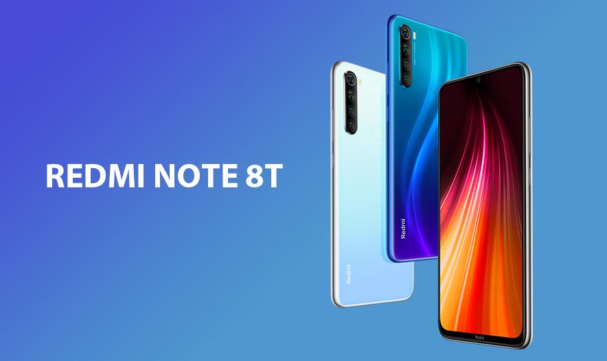 Redmi Note 8T Italia